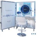 〈表参道に堂々登場〉EYE DEFINE® STUDIO で日本初上陸 <瞳の分析シミュレーター>を体験