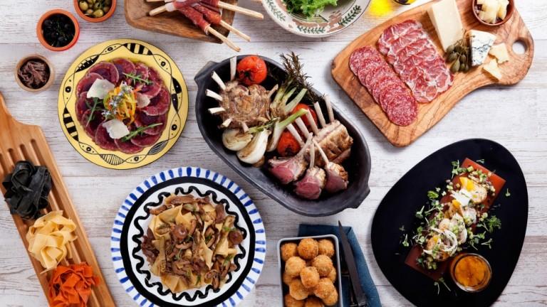 舞浜シェラトン〈グランカフェ〉にて月替わりビュッフェ開催中🎵 5月は色鮮やかな「イタリアンビュッフェ」!