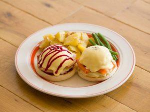 パンケーキ以外も魅力満載♡ Eggs 'n Thingsでサンクスギビングのご馳走を手軽に楽しめるメニューが登場!