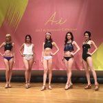 三愛水着楽園の展示会&ファッションショーへ行ってきました♡