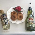 <日清オイリオ通信販売アンバサダー>手作りドーナッツも健康オイルでヘルシーに♡