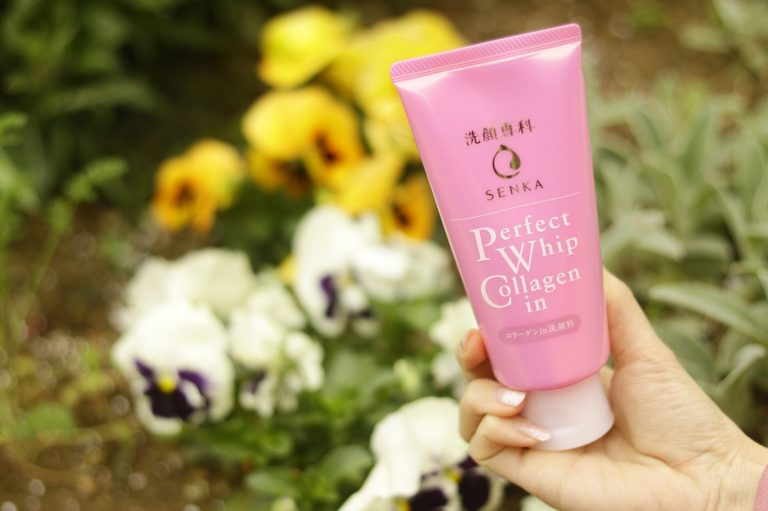 洗顔専科 パーフェクトホイップ コラーゲンin