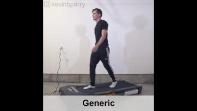 <爆笑>いろいろな歩き方をした男性の動画が面白すぎるwww